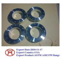 Buy cheap ASTM A182 F55 S32760 1.4501 Zeron 100 SO flange from wholesalers