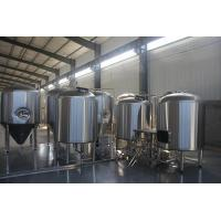 Buy cheap 10BBL Micro Brewery Equipment from wholesalers