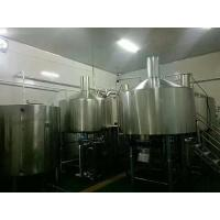 Buy cheap 50BBL Beer brewery equipment from wholesalers