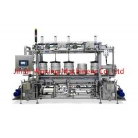 Buy cheap Beer bottling line Beer keg washing machine WX-TQX from wholesalers