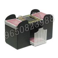 Buy cheap Baccarat Cheat System Eight Deck Automatic Playing Card Shuffler from wholesalers