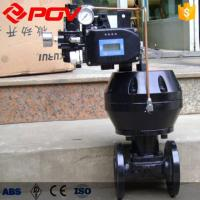 Buy cheap Diaphragm Valve PTFE Seat Rubber Lined Pneumatic Diaphragm Valve from wholesalers
