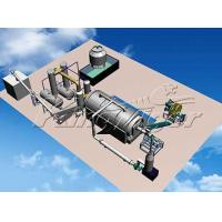 Buy cheap Waste Tyre Pyrolysis Machine from wholesalers