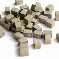 Buy cheap Tungsten Alloy (Wolfram) Cubes for Military Defens from wholesalers