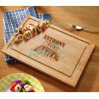Buy cheap wooden chopping board from wholesalers