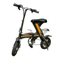 Buy cheap Lightweight Smart Electric Fat Bike Folding from wholesalers