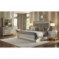 Buy cheap Bed Frame And Dresser Set Cheap King Size Bedroom Sets from wholesalers