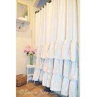 Buy cheap Bedroom Curtains Target Coral Patterned from wholesalers