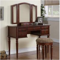 Buy cheap Mirrored Bedroom Vanity Impressions Mirror from wholesalers