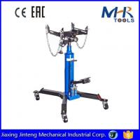 China 0.5Ton High Lifting Two Stage Hydraulic Telescopic Transmission Jack Double Pistons on sale