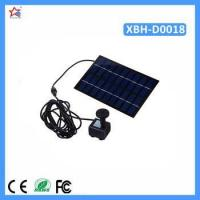 Buy cheap Floating Solar Submersible Fountain Water Pump With Factory Price from wholesalers