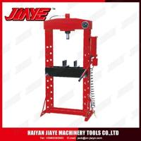 Buy cheap Bottle Jack Hydraulic/Pneumatic Shop Press with Gauge from wholesalers