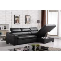 Buy cheap Hot Selling Space-saving Folding Leather Sofa Bed from wholesalers