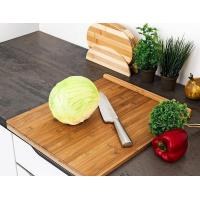 Buy cheap Z Shape Bamboo Chopping Board from wholesalers