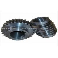 Buy cheap CNC Machining Stainless Steel Worm Gear , Miniature Worm Gear Low Noise from wholesalers