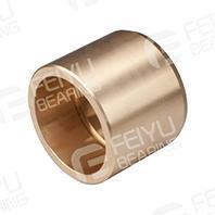 Buy cheap APM506 Oil Groove Bronze Bushing from wholesalers