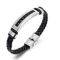 Buy cheap Leather Bracelet for Men Womens Rope Wrap Bangle Cuff Bracelet,7-8 Inches Adjustable from wholesalers