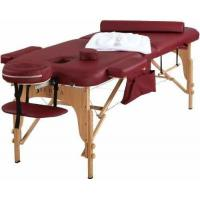 Buy cheap Sierra Comfort All Inclusive Portable Massage Table, Burgundy from wholesalers