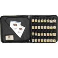 Buy cheap AROMATHERAPY SET in Carrying Case 32/10ml 100% Pure Essential Oils from wholesalers