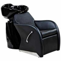 Buy cheap Icarus Leisure Black Beauty Salon Shampoo Chair & Sink Bowl Backwash Unit from wholesalers