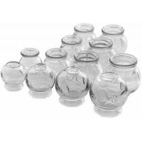 Buy cheap Glass Cupping Therapy Set With Guidance On Application And Aftercare - Multi Size 12 Piece Pack from wholesalers