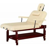 Buy cheap Master Massage 31'' SpaMaster Stationary Salon Massage Table Package - Sand Color from wholesalers