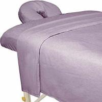 Buy cheap ForPro Premium Flannel Sheet 3-Piece Set Lavender from wholesalers