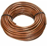 Buy cheap 1/4-Inch x 100-Feet Irrigation / Hydroponics Dripline with 6-Inch Emitter Spacing Brown from wholesalers