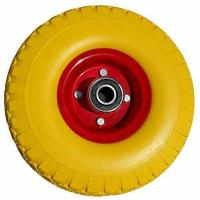 Buy cheap 3.00-4 Flat Free Tire Hand Truck Wheel 10 inch product