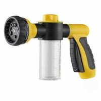Buy cheap Buyplus Garden Hose Nozzle Foam Car Washer Soup Water Gun with 8 adjustable Pattern from wholesalers