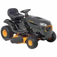 Buy cheap Poulan Pro 960420181 15.5 hp 6-Speed Lever Riding Tractor Mower, 42 from wholesalers