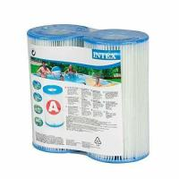 Buy cheap Intex Type A Filter Cartridge for Pools, Twin Pack from wholesalers