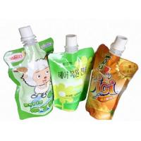Buy cheap Stand up Beverage Spout Pouch product