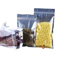 Buy cheap Resealable Snack Aluminum Foil Bag product