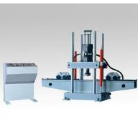 Buy cheap Electro-hydraulic servo blade spring fatigue testing system from wholesalers