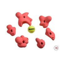 Buy cheap Star shape rock climbing holds from wholesalers