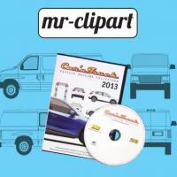 Buy cheap Mr-Clipart Car And Truck Vehicle Outline Collection from wholesalers