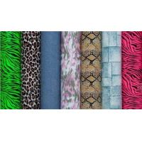 Buy cheap Specialty Materials Wild Fashion Prints from wholesalers
