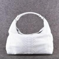 Buy cheap Customized White Python Leather Hobo Bags from wholesalers