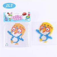 Buy cheap DIY cartoon character Pororo puzzle toys for children over 5 magic water beads from wholesalers