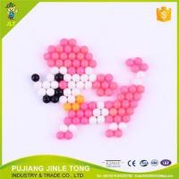 Buy cheap Personalized diy puzzle 3d magic 5mm water fused beads from wholesalers