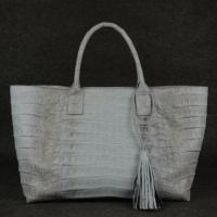 Buy cheap Luxury Custom Oversize Himalaya crocodile tote from wholesalers