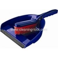 Buy cheap Purple Plastic Dustpan And Brush from wholesalers