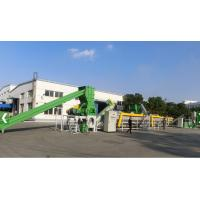 Buy cheap Plastic recycling machine PE Film Washing Line from wholesalers