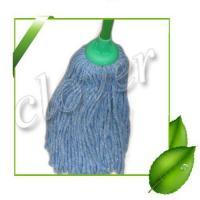 Buy cheap blue pure cotton mop, K-NK-300 product