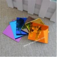 Buy cheap 3mm gold and silver acrylic mirror sheet from wholesalers