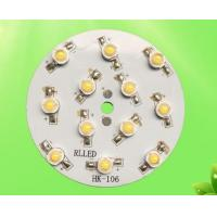 Buy cheap 10W High Power Led Array , Cob Led Array With Lens Beads Easy Install from wholesalers