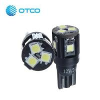 Buy cheap 7PCS T10 3030 SMD Car LED Dashboard Gauge Wedge Lamp Light Bulbs White from wholesalers