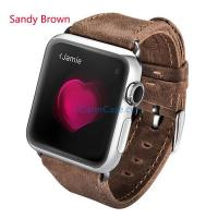 Buy cheap iCarer Crazy Horse Genuine Leather Watchband For Apple Watch product