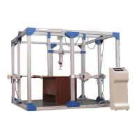 Buy cheap Textile and clothing tester F100 furniture mechanical performance tester (five channels) from wholesalers